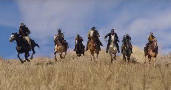 Red Dead Redemption 2 : le premier trailer dévoilé !