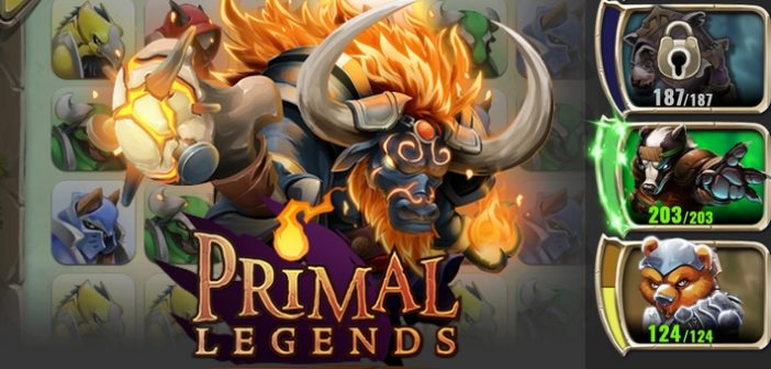 [Test] Primal Legends : la loi du plus fort ou du plus riche...