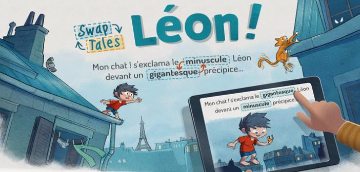 [Test] SwapTales : Léon, modifier l'histoire devient un jeu d'enfant !
