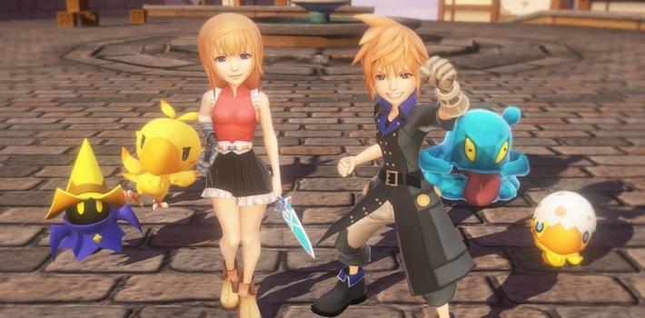[Test] World of Final Fantasy, le meilleur spin-off de la licence ?