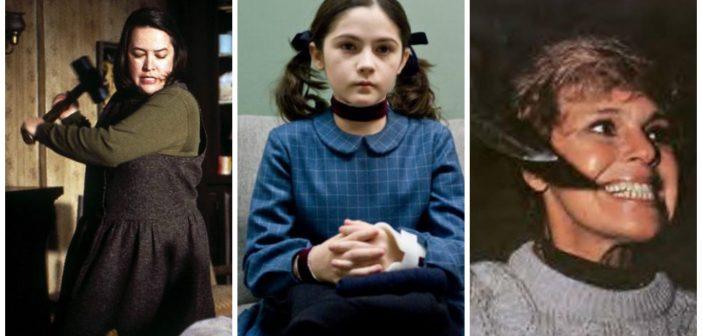 Top 5 des femmes qu'il ne vaut mieux pas croiser pour Halloween
