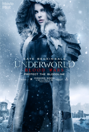 Underworld : Blood Wars se dévoile à travers quatre posters