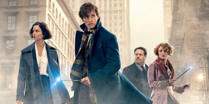Les Animaux fantastiques : 4 autres films en préparation sur l'univers d'Harry Potter !
