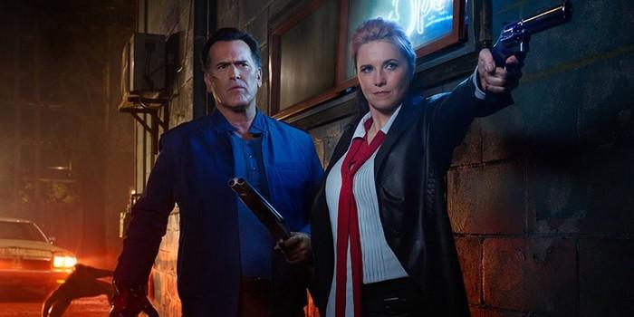 Ash vs Evil Dead aura une troisième saison !