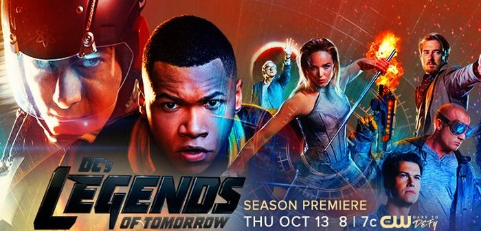 [Critique] DC's Legends of Tomorrow S02 E01 : Pas légendaire pour un sou