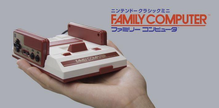 La Famicom Mini débarque au Japon ! Les différences avec la Mini Nes ?