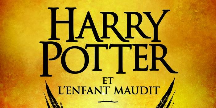 [Critique Livre] Harry Potter et l'enfant (pas si) maudit
