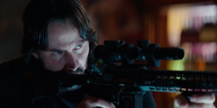 John Wick 2 toujours aussi méchant dans le premier teaser