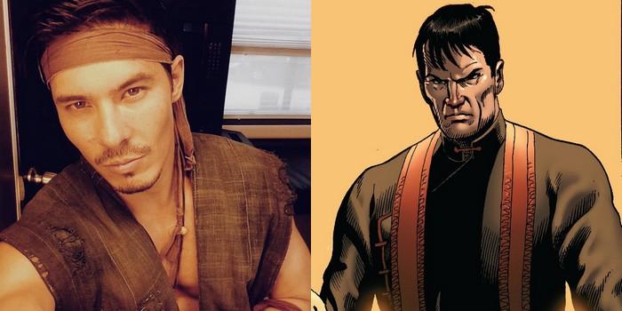 Lewis Tan sera le méchant Zhou Cheng dans Iron Fist