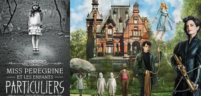 Miss Peregrine et les enfants particuliers : du livre au film, les 4 différences majeures !
