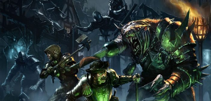 mordheim damned ps4 xbox one warhamer