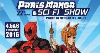 Ce qui vous attend pour la 22e édition du Paris Manga et Sci-Fi Show