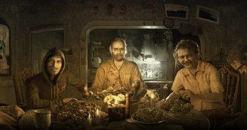 Resident Evil 7 - et le cœur de la maison : la cuisine (en VR) !