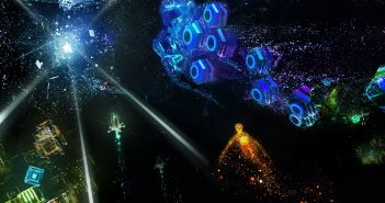 rez infinite test PS4 Playstation VR
