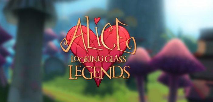 Alice Looking Glass Legends sur iOS, quand le succès de Burton se mêle au Poker et aux Pokémon