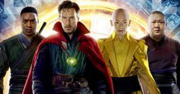 Box-office US : Doctor Strange est bien le sorcier suprême