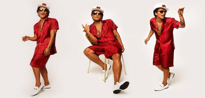 [Critique] 24K Magic : l'album confort de Bruno Mars