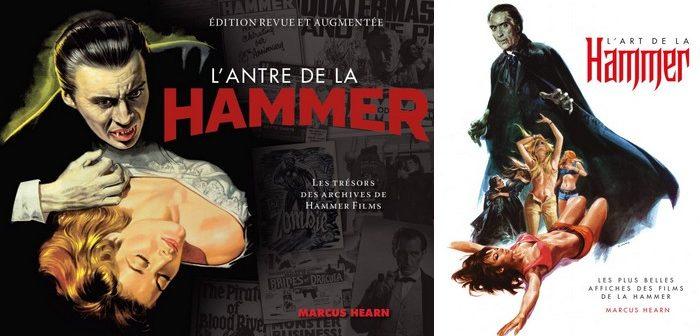 [Critique Livre] L'Antre et L'Art de la Hammer : les coulisses d'un studio mythique