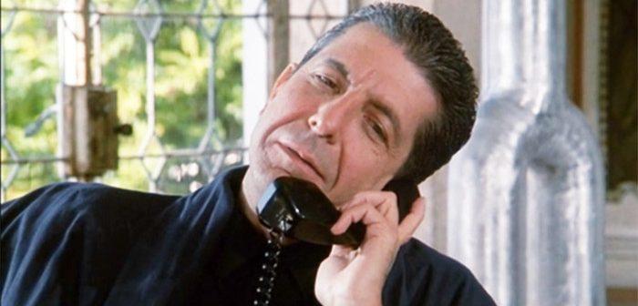 Décès de Leonard Cohen : un passage discret par le cinéma