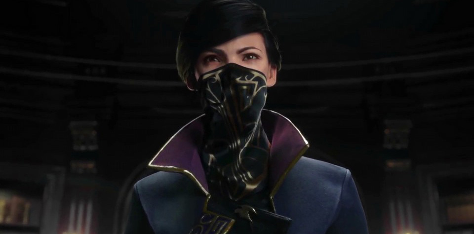 dishonored 2 ps4 xbox one arjane trailer
