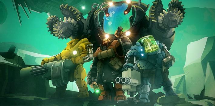 [Hands off] Ghost Ship, Deep Rock Galatic : Gimli chez Minecraft !