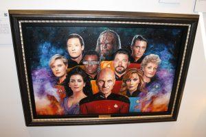 Star Trek 50 ans 50 artistes