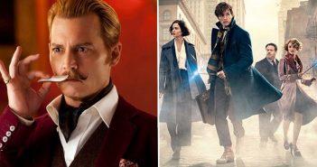 Johnny Depp rejoint Les Animaux Fantastiques 2 !
