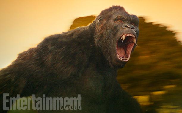 Kong : Skull Island dévoile la première image (nette) du King !