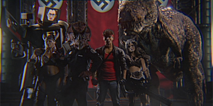 Kung Fury 2 : Steven Spielberg à la production ?