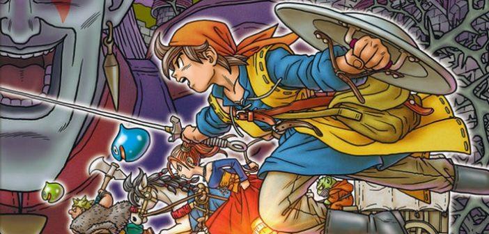 La date de sortie de Dragon Quest VIII sur 3DS, c'est par ici !