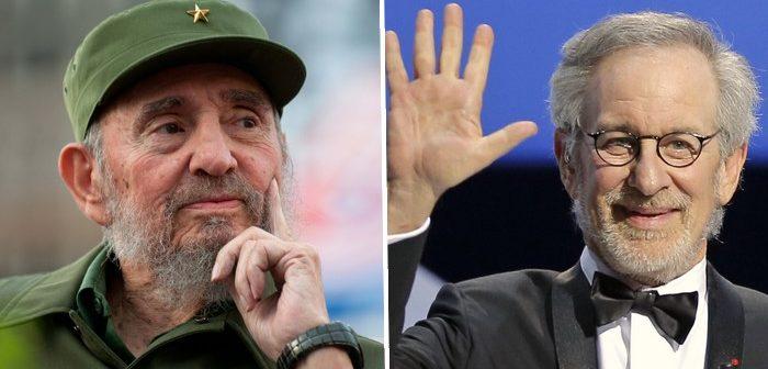 [Le Saviez-Vous ?] Fidel Castro était fan de Steven Spielberg