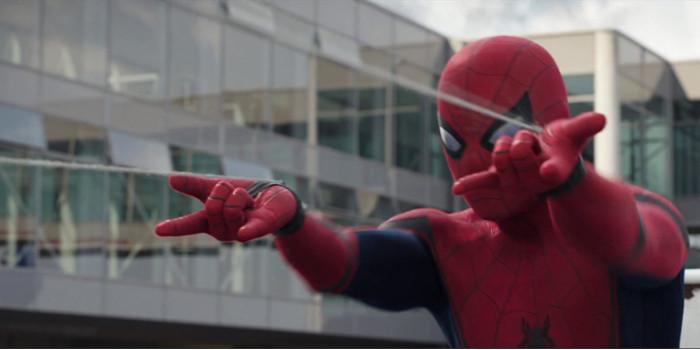 Le premier trailer de Spider-Man : Homecoming dévoilé en décembre ?