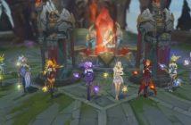 League of Legends : 10 skins en 1 avec Elementalist Lux !