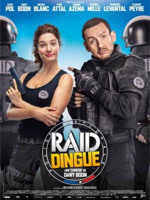 Raid Dingue : une première affiche avec Dany Boon et Alice Pol