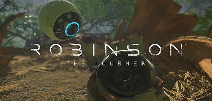 Pour la sortie de Robinson The journey sur Playstation VR, Crytek nous propose une vidéo de gameplay fort sympathique.
