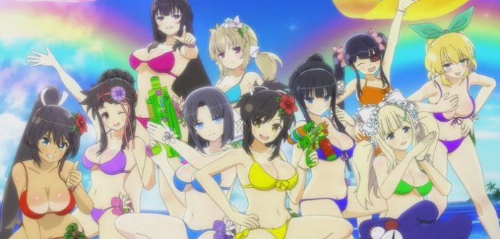Senran Kagura: Peach Beach Splash mouille toute l'Europe !