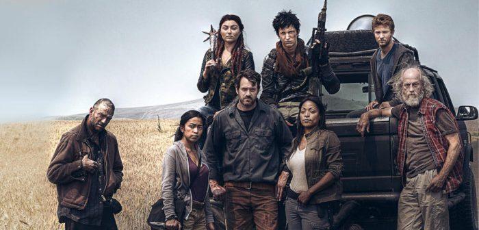 Z Nation renouvelé pour une saison 4 pleine de zombies sur Syfy