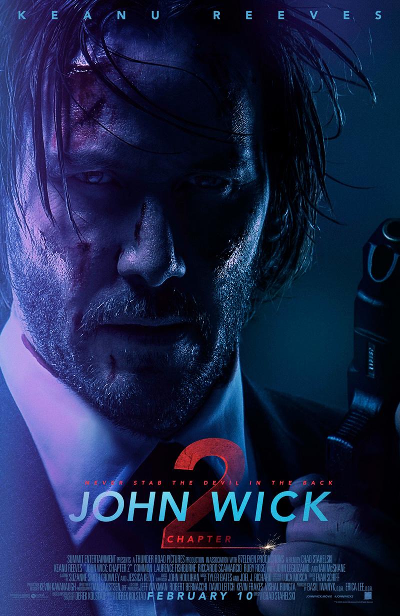 2e trailer pour John Wick 2 qui commence (encore) à s'énerver !