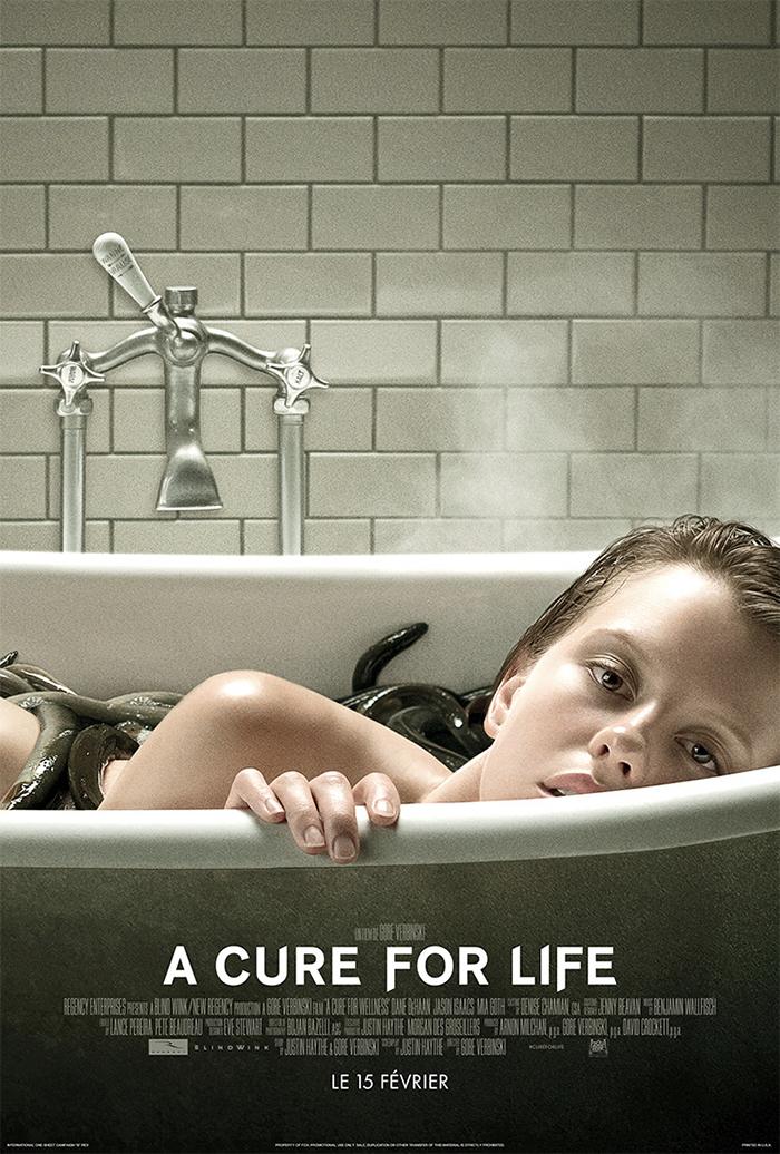 A Cure for Life s'offre un 2e trailer psychologiquement métaphysique !