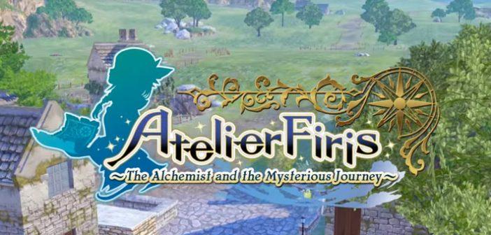Koei Tecmo Europe nous annonce fièrement la sortie prochaine de son JRPG Atelier Firis The Alchemist And The Mysterious Journey.