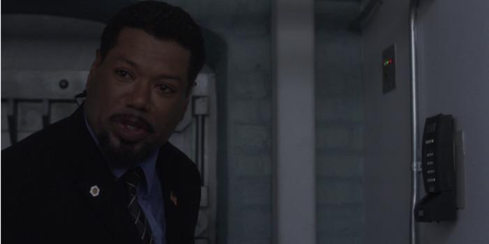 Avant/Après : Christopher Judge dans Stargate SG-1