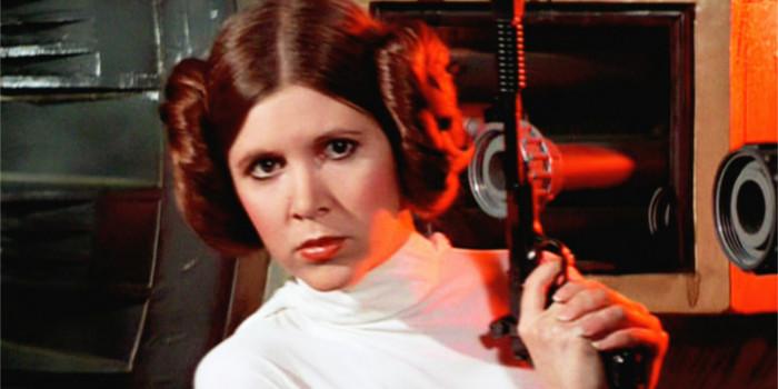 Décès de Carrie Fisher : cinq répliques cultes de la Princesse Leia
