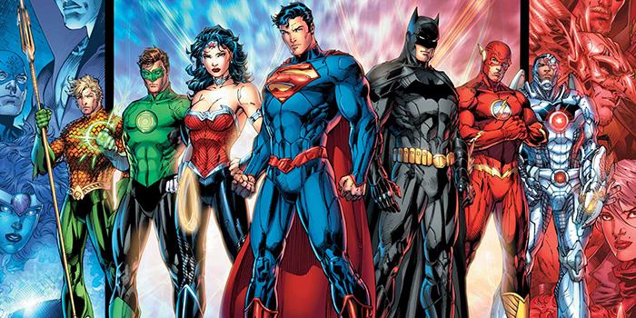 La Justice League affiche trois de ses membres fondateurs !