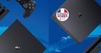 La PlayStation 4 annonce un nouveau record de ventes !