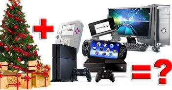 Cette année 2016 fût un grand crû et nous a gratifié de beaucoup de très bons jeux vidéo. En effet nous avons largement de quoi piocher et ce sur toutes les machines. Cependant à l'heure du choix des cadeaux de Noël ce n'est jamais évident. Pas de panique! Nous vous proposons nôtre sélection maison et ne doutons pas que vous y trouverez vôtre bonheur!