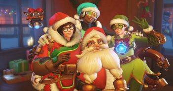 Overwatch : la magie de Noël débarque à travers un trailer hivernal