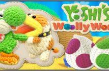 Poochy & Yoshi's Woolly World débarque en France le...