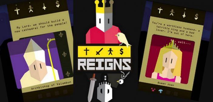 """[Preview] Reigns : quand """"Tinder rencontre la royauté"""" !"""
