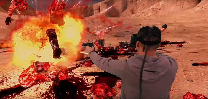 Après l'annonce de Serious Sam The Last Hope VR, Croteam revient à l'assaut avec Serious Sam VR The First Encounter en accès anticipé.