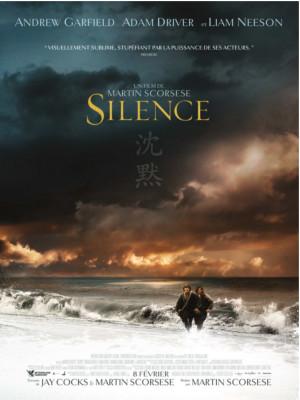 Silence : l'affiche du film de Martin Scorsese dévoilée